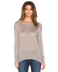 Line - Black Robinson Sweater - Lyst