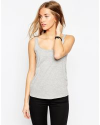 ASOS - Gray The Ultimate Vest - Lyst