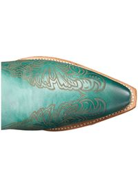 Lucchese - Blue Charity - Lyst