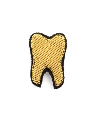 Macon & Lesquoy | Metallic Tooth Pin | Lyst