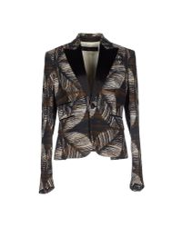 DSquared² - Brown Blazer - Lyst