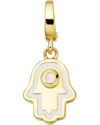 Astley Clarke | Metallic Protected Hand 18 Carat Gold Vermeil Charm | Lyst