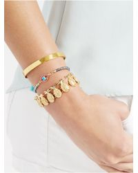BaubleBar | Metallic Caicos Tassel Bracelet Trio | Lyst