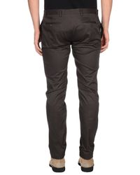 Tonello - Brown Casual Trouser for Men - Lyst