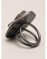 Kelly Wearstler | Metallic 'roxbury' Ring | Lyst