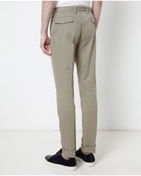Gucci - Natural Turn-up Cuff Trousers for Men - Lyst