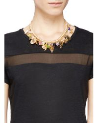 Venessa Arizaga - Multicolor 'teepee Time' Necklace - Lyst