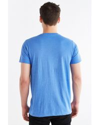 Urban Outfitters - Blue Presidential Fitness Tee for Men - Lyst