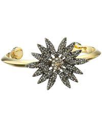 House of Harlow 1960 - Metallic Kaleidoscope Cuff Bracelet - Lyst