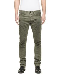 Replay | Green Waitom Regular Slim Fit Jean for Men | Lyst