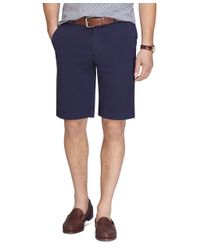 "Brooks Brothers - Blue Garment-Dyed 11"" Lightweight Cotton Bermuda Shorts for Men - Lyst"