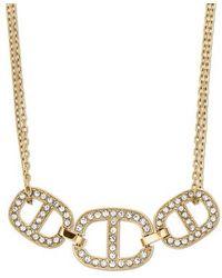 Michael Kors - Metallic Mkj4453710 Ladies Necklace - Lyst