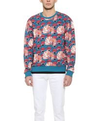 Éditions MR - Blue Sweatshirt for Men - Lyst