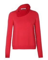 Dorothee Schumacher - Pink Cutting Edge Pullover Turtle 1/1 - Lyst