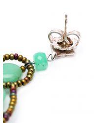 Ziio | Blue Galaxy Criso Earrings | Lyst