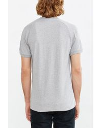 Adidas Originals | Gray Adicolor Core Heather Tail T-shirt for Men | Lyst