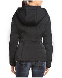 BOSS Orange - Black Down Jacket 'odorella1' In Water-repellent Quality - Lyst