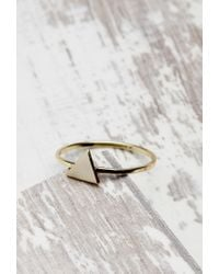 Forever 21 | Metallic Shashi Arrow Ring | Lyst