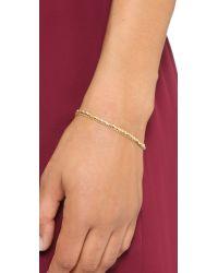 Astley Clarke | Metallic Cosmos Biography Bracelet - Gold | Lyst