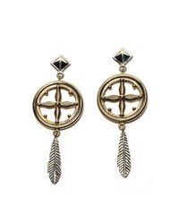 Pamela Love | Metallic Sueño Earrings | Lyst