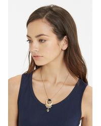 Oasis | Multicolor Mixed Shape Short Necklace | Lyst