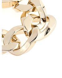 Givenchy | Metallic Oversized Chain Bracelet | Lyst