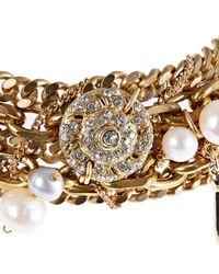 Lulu Frost | Metallic Goldtone Bord De La Mer Bracelet | Lyst