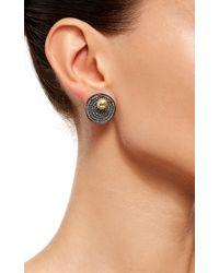 Spinelli Kilcollin | Metallic Saturn Gris Earrings | Lyst