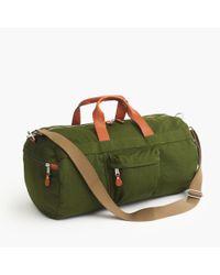 J.Crew | Green Harwick Duffel Bag for Men | Lyst