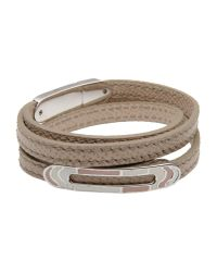Tod's | Natural Bracelet | Lyst
