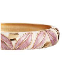 Tokyo Jane - Pink Porcelain Bracelet - Lyst