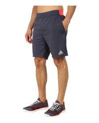 Adidas | Blue Barricade Climachill™ Shorts for Men | Lyst