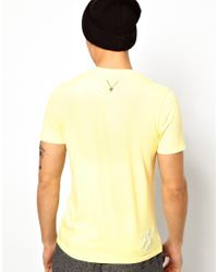 Elvis Jesus | Yellow Tshirt King for Men | Lyst