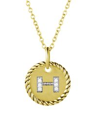 """David Yurman 