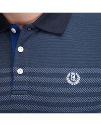 Henri Lloyd | Blue Darenth Fitted Polo for Men | Lyst