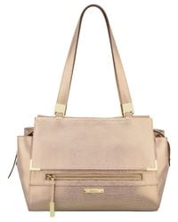 Nine West - Pink Scale Up Satchel - Lyst