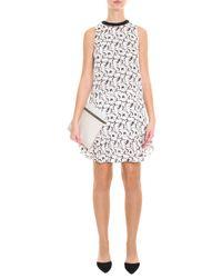 A.L.C. - Multicolor Marin Printed Dress - Lyst