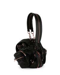 Alexander Wang - Black Marti Mini Leather Backpack - Lyst