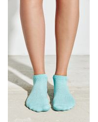 Urban Outfitters | Blue Textured Geometric Sock Multi-pack | Lyst