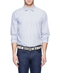 HTC Hollywood Trading Company - Multicolor Stud and Bead Leather Belt for Men - Lyst