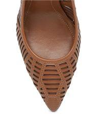 BCBGeneration | Brown Ovation High-heel Leather Pumps | Lyst