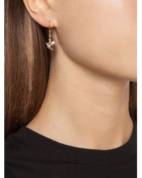 Vivienne Westwood | Metallic Small 3d 'gilda' Earrings | Lyst