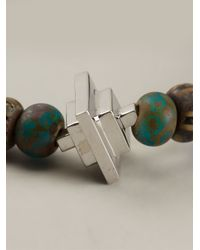 Luis Morais - Blue Bhupura Bracelet for Men - Lyst