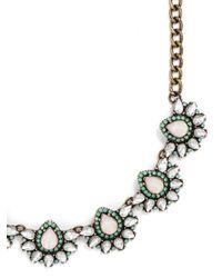 BaubleBar - Metallic Arabian Nights Collar - Lyst