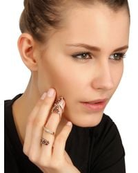 Elise Dray - Pink Jaipur Articulated Ring - Lyst