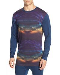 Helly Hansen - Multicolor Merino Wool Base Layer T-shirt for Men - Lyst