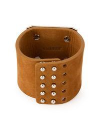 Ambush - Brown Embellished Cuff for Men - Lyst