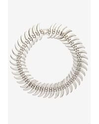 Nasty Gal | Metallic Making Waves Chain Necklace | Lyst