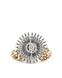Lulu Frost | Metallic Beacon Bracelet | Lyst