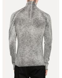 Lumen Et Umbra - Gray Turtleneck Sweater for Men - Lyst